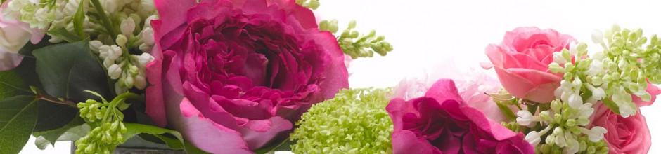 Fleurs pour mariage à la bonne école