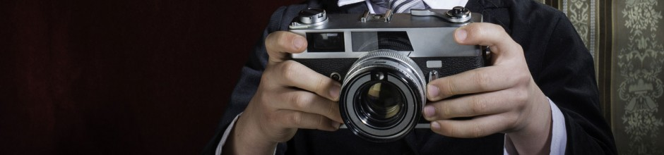 Mains et appareil photo